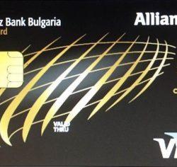 Алианц Visa Gold