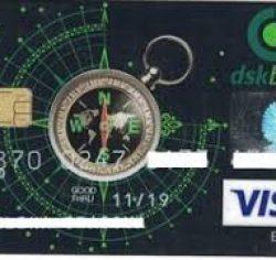 DSK Visa galaxy