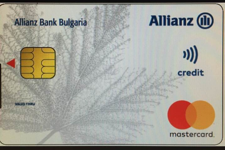 Алианц Mastercard Standard