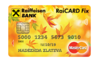 Raiffeizen Bank RaiCARD Fix