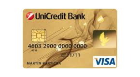 UniCredit Visa Gold