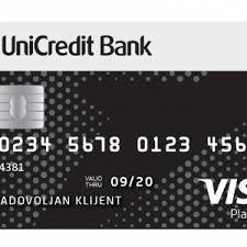 UniCredit Visa Platinum
