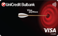 UniCredit Bulbank Visa Classic