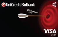 UniCredit Bulbank Visa Classic