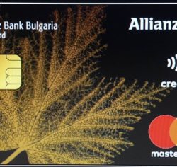 Алианц Mastercard Gold