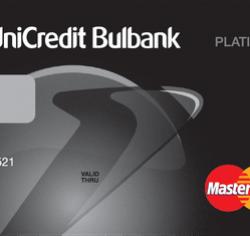 Unicredit Mastercard platinum