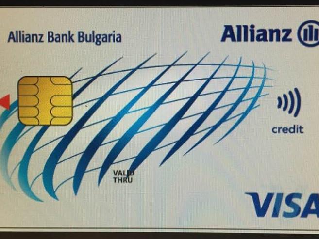 Алианц Visa Classic