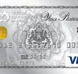 ЦКБ Visa Platina