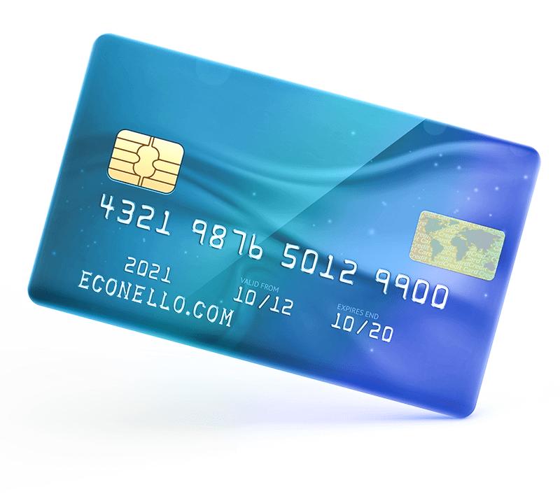 kreditkort - econello.com