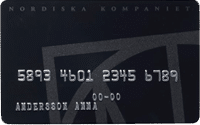 NK Nyckeln MasterCard
