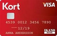 Ikano Kreditkort