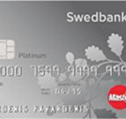 swedbank mastercard platinum