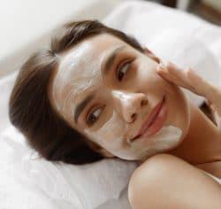 hemmagjord hudvård