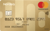 Nordea Mastercard Gold
