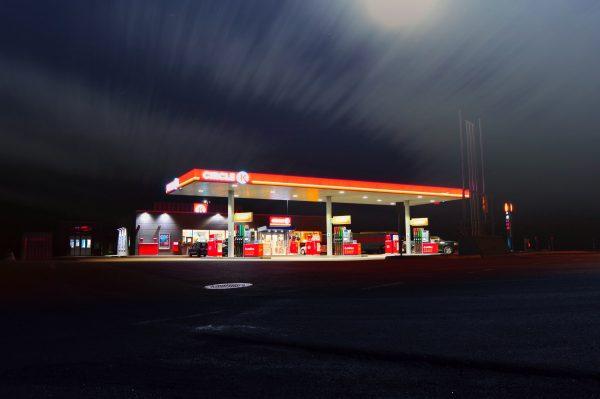 bensinpriset