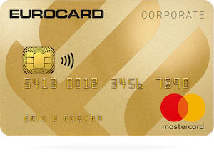 Eurocard corporate